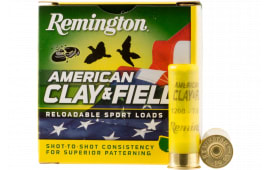 "Remington Ammunition HT2075 American Clay & Field Sport 20GA 2.75"" 7/8oz #7.5 Shot - 25sh Box"
