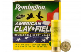"Remington Ammunition HT208 American Clay & Field Sport 20GA 2.75"" 7/8oz #8 Shot - 25sh Box"