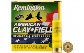 "Remington Ammunition HT209 American Clay & Field Sport 20GA 2.75"" 7/8oz #9 Shot - 25sh Box"