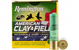 "Remington Ammunition HT289 American Clay & Field Sport 28GA 2.75"" 3/4oz #9 Shot - 25sh Box"