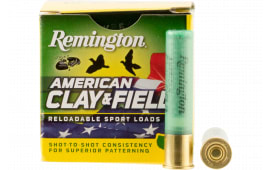 "Remington Ammunition HT4109 American Clay & Field Sport 410GA 2.5"" 1/2oz #9 Shot - 25sh Box"