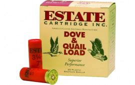 "Estate HG166 Hunting Loads Upland 16GA 2.75"" 1oz #6 Shot - 25sh Box"