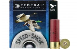 "Federal WF1421 Speed-Shok 12GA 3"" 1 1/4oz #1 Shot - 25sh Box"