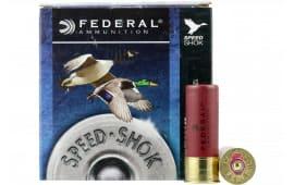 "Federal WF1456 Speed-Shok 12GA 2.75"" 1 1/8oz #6 Shot - 25sh Box"