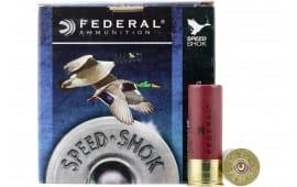 "Federal WF1453 Speed-Shok 12GA 2.75"" 1 1/8oz #3 Shot - 25sh Box"