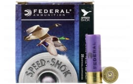 "Federal WF168BB Speed-Shok Waterfowl 16GA 2.75"" 15/16oz BB Shot - 25sh Box"