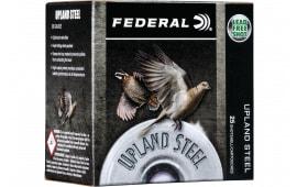 "Federal USH2075 Upland Steel 20GA 2.75"" 7/8oz #7.5 Shot - 25sh Box"
