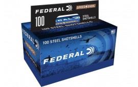 "Federal WF142100BB SPDSHK 12 3"" 11/4 STL - 100sh Box"