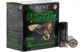 "Kent Cartridge K122FS362 Fasteel 2.0 12GA 2.75"" 1-1/4oz #2 Shot - 25sh Box"
