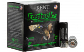 "Kent Cartridge K122FS30BB Fasteel 2.0 12GA 2.75"" 1-1/16oz BB Shot - 25sh Box"