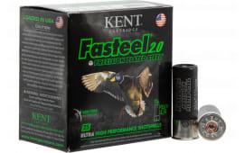 "Kent Cartridge K122FS302 Fasteel 2.0 12GA 2.75"" 1-1/16oz #2 Shot - 25sh Box"