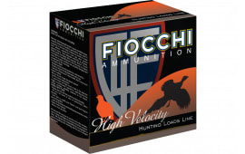 "Fiocchi 12HV4 Shooting Dynamics High Velocity 12GA 2.75"" 1 1/4oz #4 Shot - 25sh Box"