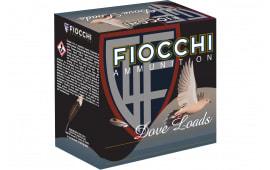 "Fiocchi 20GT8 Shooting Dynamics Dove Loads 20GA 2.75"" 7/8oz #8 Shot - 25sh Box"