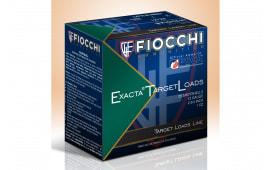 """Fiocchi 12TX8 Exacta Little Rino 12GA 2.75"""" 1oz #8 Shot - 25sh Box"""