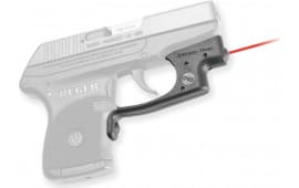 """Crimson Trace LG431 Laserguard Ruger LCP 633nm 5mW .50""""@50ft 2-357 Silver Oxide"""