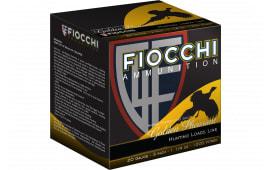 """Fiocchi 203SP75 Extrema Golden Pheasant 20GA 3"""" 1 1/4oz #7.5 Shot - 25sh Box"""