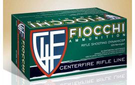 Fiocchi 308A Rifle Shooting Dynamics 308 Win Case - Brass Case, FMJ BT 150 GR - 200 Round Case