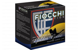 "Fiocchi 1235GGBB Extrema Golden Waterfowl 12GA 3.5"" 1 5/8oz BB Shot - 25sh Box"