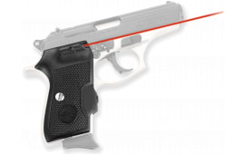 Crimson Trace LG442 Lasergrips Red 635nm Bersa Thunder/Firestorm Black