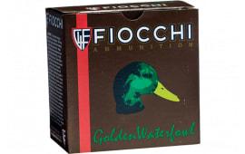 "Fiocchi 123SGWBB Exacta Golden Waterfowl 12GA 3"" 1 1/4oz BB Shot - 25sh Box"