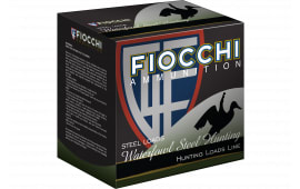 "Fiocchi 123ST151 Shooting Dynamics Waterfowl 12GA 3"" 1 1/5oz #1 Shot - 25sh Box"