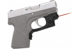 Crimson Trace LG433 Laserguard Red Kahr P380 Black Poly