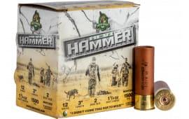 """Hevishot 28002 Hammer 12 3"""" 2 11/4 - 25sh Box"""