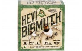 HEVI-Shot 14502 Bismuth WF 12 3.5 2 11/2 - 25sh Box