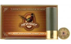 """Hevishot hot 22234 Pheasant 20GA 2.75"""" 7/8oz #4 Shot - 10sh Box"""