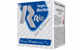 "RIO Ammunition TLBS287 Target Load BlueSteel 12GA 2.75"" 1oz #7 Shot - 25sh Box"