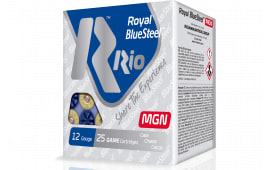 "RIO Ammunition RBSM36BB Royal BlueSteel Magnum 12GA 3"" 1-1/4oz BB Shot - 25sh Box"