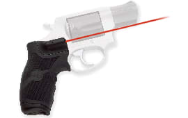 Crimson Trace LG385 Lasergrips Red Laser Small Frame Taurus Revolver Black