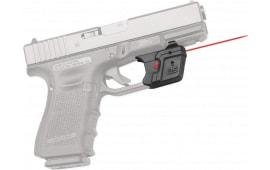 Crimson Trace DS121 Defender Red Laser Glock Trigger Guard