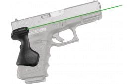Crimson Trace LG639G Lasergrips Glock Gen 3 Compact Green Laser Glock 19/23/25/32 Grip