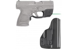 Crimson Trace LG482GHBT Laserguard Walther PPS M2 with Holster Green Laser Trigger Guard