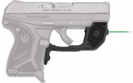 Crimson Trace LG497G Laserguard Ruger Lcpii Green