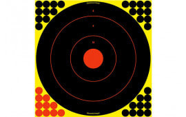"""Birchwood Casey 34170 SHOOT-N-C 17.25"""" Bullseye 100PK"""