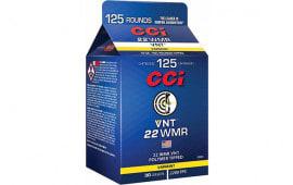 CCI 929CC 22WMR 30 VNT 125/05 - 125rd Box