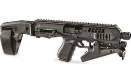 Full Conceal M3DVIPFBLK Conceal Viper M3D Complete Black Glock 19