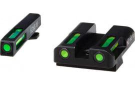 Hiviz GLN325 Litewave H3 Trit/litepipe Glock 9 40