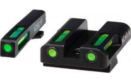 Hiviz GLN329 Litewave H3 Trit/litepipe Glock 45 10