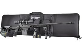 TC Firearms 13260 T/CLRR Bundle KIT 6.5 Creedmoor (11889) Black
