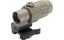 "Eotech G33STSTAN G33 3x Obj 2.2"" Eye Relief Tan"