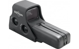 Eotech 552A65 552 1x 30x23mm Obj Unlimited Eye Relief 65 MOA Ring/1 MOA Dot Black
