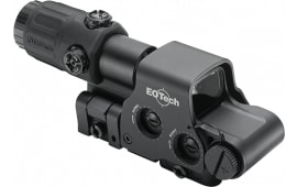 Eotech HHSI Hybrid Sight 1x Obj Unlimited Eye Relief 1 MOA Black