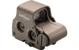 Eotech EXPS30T EXPS3 1x 30x23mm Obj Unlimited Eye Relief 1 MOA Tan