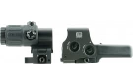 "EoTech HHSIII Hybrid Sight III 3x 30x23mm Obj 2.2"" Eye Relief Black"