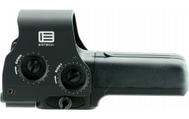 "Eotech Hybrid Sight III 3x Obj 2.2"" Eye Relief Black"