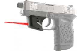 LaserLyte UTADB Trigger Guard Mount Red Laser Diamondback DB380/DB9 Black