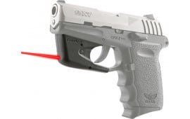 LaserLyte Utafr Trigger Guard Mount Red Laser Sccy CPX-1/CPX-2 Black